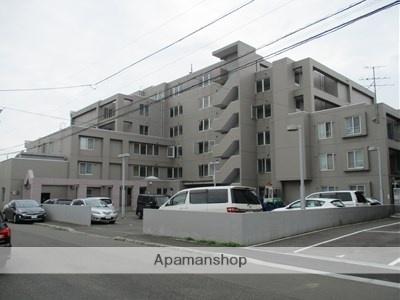 北海道札幌市東区、元町駅中央バスバス8分伏古7−5下車後徒歩4分の築25年 6階建の賃貸マンション