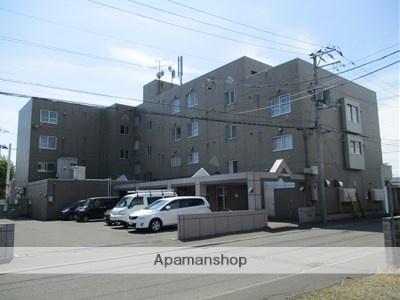 北海道札幌市東区、新道東駅中央バスバス12分東営業所下車後徒歩2分の築25年 4階建の賃貸マンション