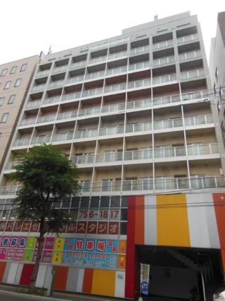 STRIPE札幌[1R/16.14m2]の外観1