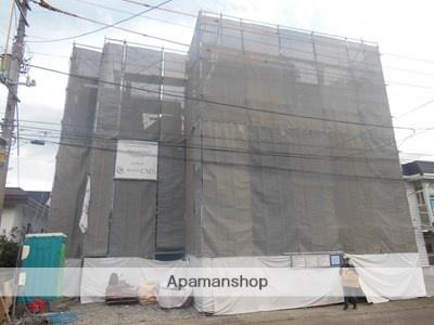 北海道札幌市東区、栄町駅徒歩6分の新築 4階建の賃貸マンション