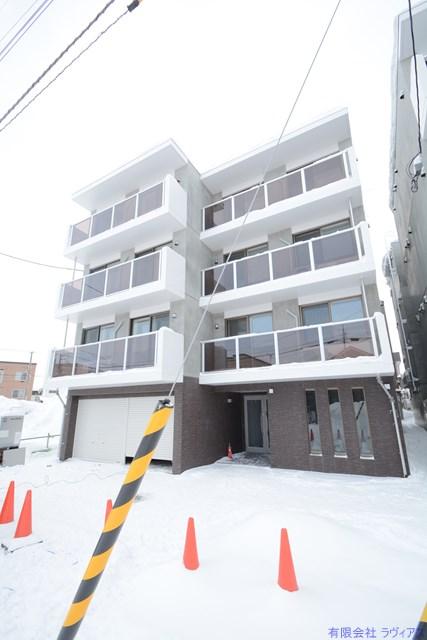 新着賃貸6:北海道札幌市東区北十九条東17丁目の新着賃貸物件
