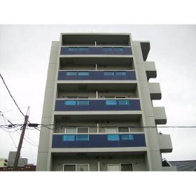 北海道札幌市東区、札幌駅徒歩15分の築14年 6階建の賃貸マンション