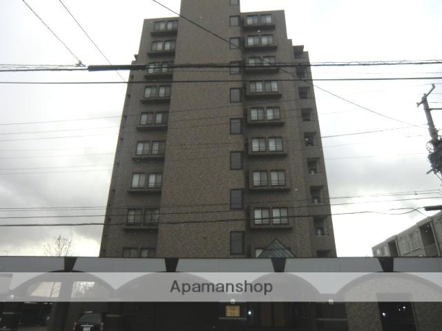 北海道札幌市北区、北24条駅徒歩10分の築19年 10階建の賃貸マンション