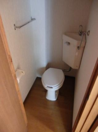 キラメック円山北[1LDK/31.35m2]のトイレ