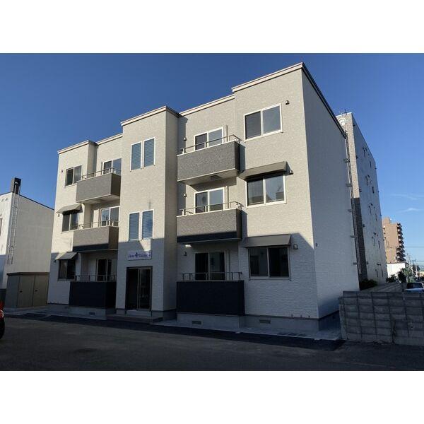 新着賃貸6:北海道札幌市西区発寒八条11丁目の新着賃貸物件