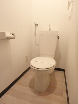 ロイヤルハイアット平岸[1DK/35m2]のトイレ