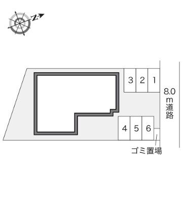 レオパレスグレイス[1K/23.18m2]の内装1