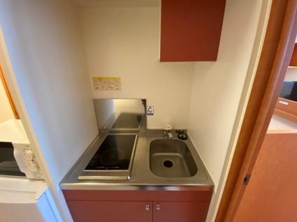 レオパレスグレイス[1K/23.18m2]のキッチン
