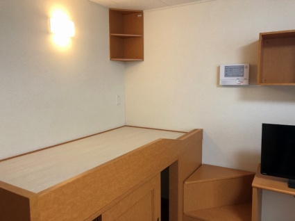 レオパレスオーロラ41[1K/23.18m2]のキッチン