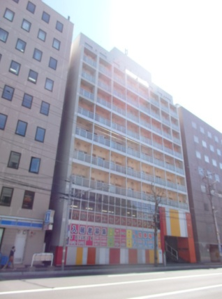 STRIPE札幌[1R/16.28m2]の外観3