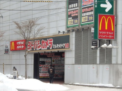 STRIPE札幌[1R/16.28m2]の周辺6