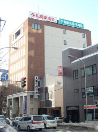 STRIPE札幌[1R/16.28m2]の周辺7