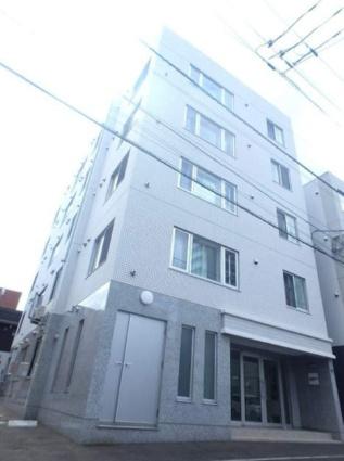 コートヴィラ札幌[1LDK/36.7m2]の外観1