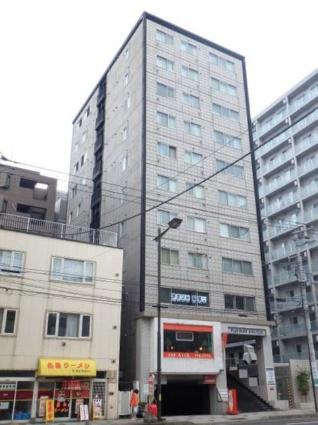 藤井ビル北17条[1K/25.26m2]の外観1
