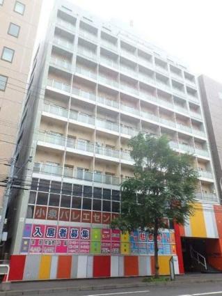 STRIPE札幌[1R/15.75m2]の外観1
