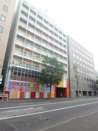 STRIPE札幌[1R/15.75m2]の外観4