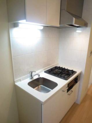 レジディア南1条[1K/21.23m2]のキッチン