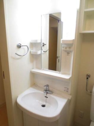 レジディア南1条[1K/21.23m2]の洗面所