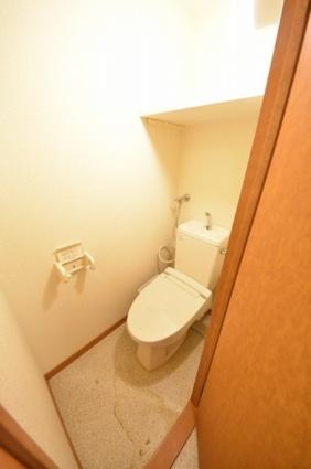 レオパレス篠路7条弐番館[1K/23.18m2]のトイレ