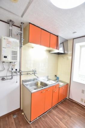 プチメゾン[1DK/25.37m2]のキッチン