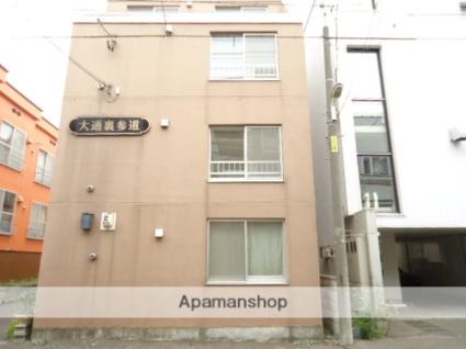 大通裏参道[1DK/28.05m2]の外観3