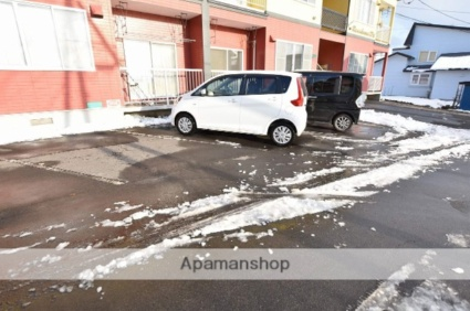 レジデンス21[2LDK/59.8m2]の駐車場