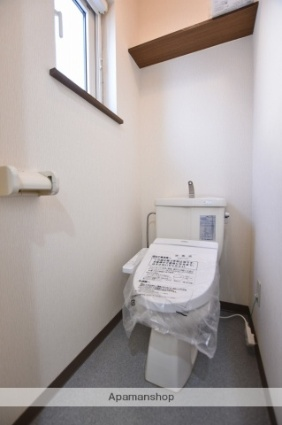 レジデンス21[2LDK/59.8m2]のトイレ