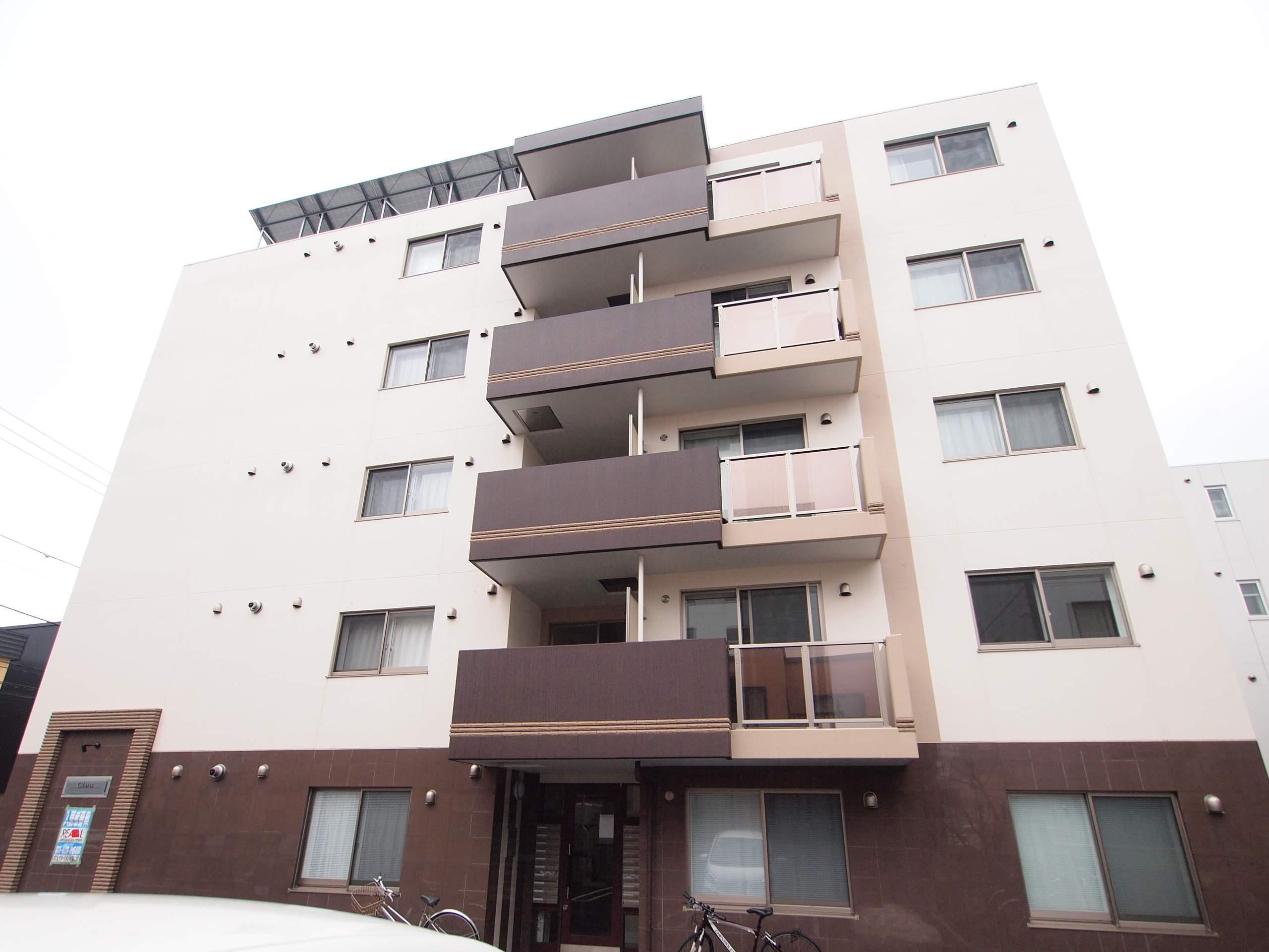 新着賃貸18:北海道札幌市白石区菊水六条2丁目の新着賃貸物件