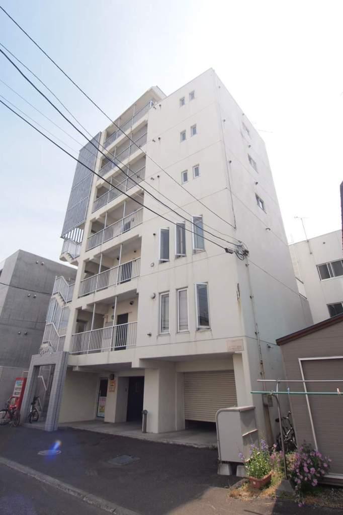 新着賃貸10:北海道札幌市白石区菊水四条2丁目の新着賃貸物件