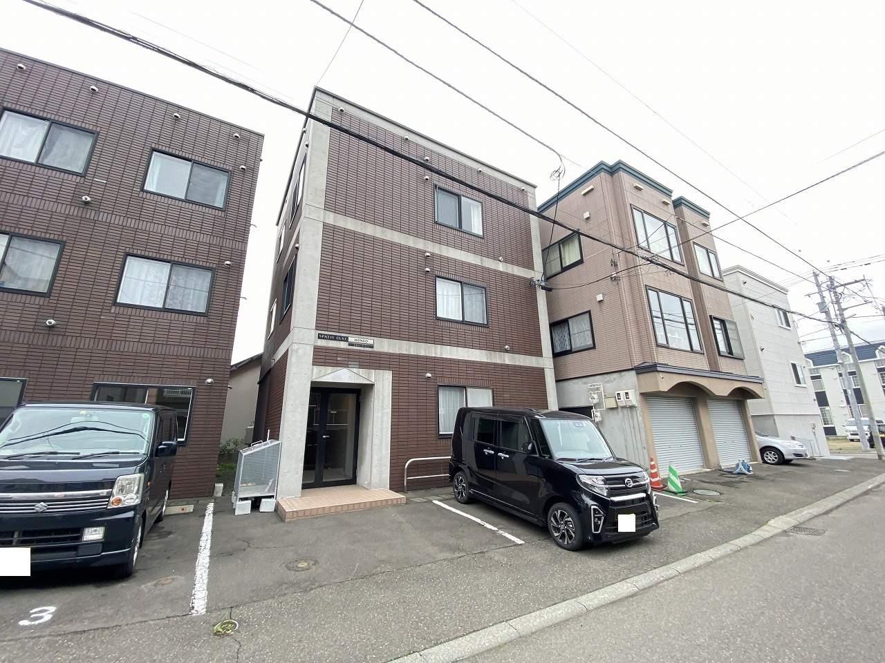 新着賃貸1:北海道札幌市白石区本郷通11丁目北の新着賃貸物件