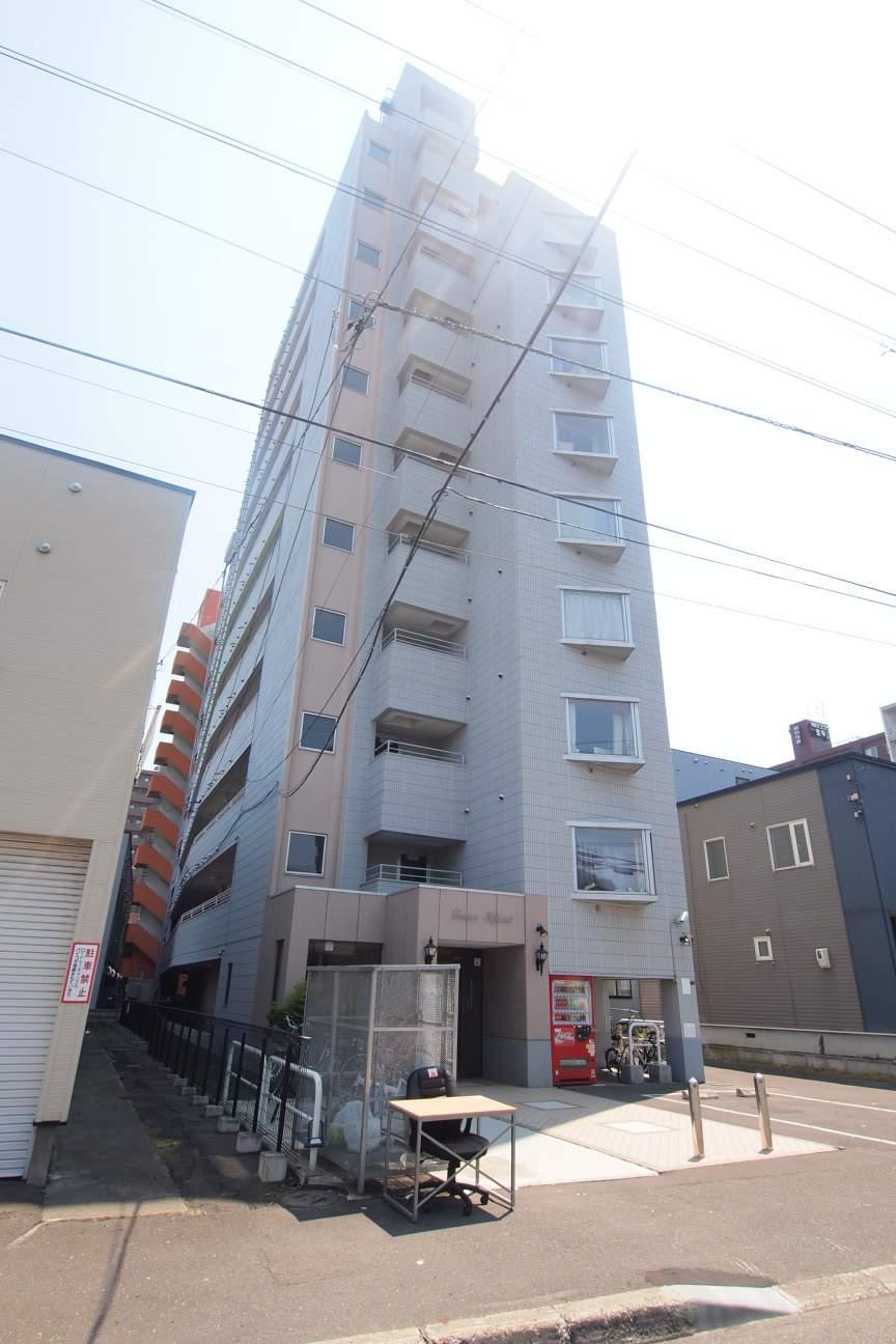 新着賃貸5:北海道札幌市白石区菊水一条1丁目の新着賃貸物件
