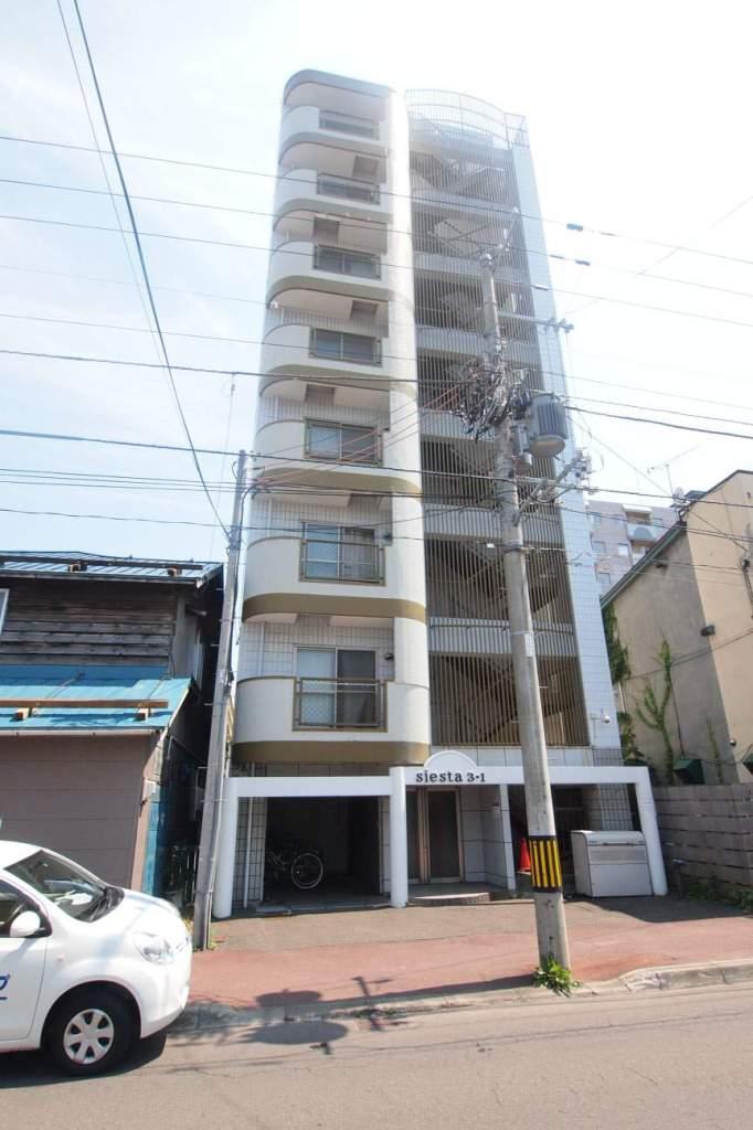 新着賃貸3:北海道札幌市白石区菊水三条1丁目の新着賃貸物件