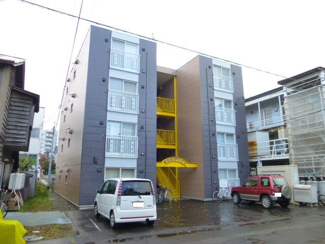 新着賃貸10:北海道札幌市白石区菊水六条1丁目の新着賃貸物件