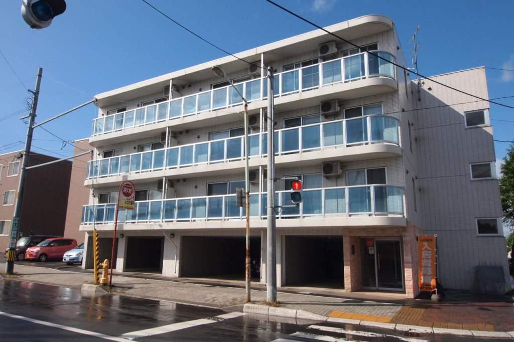 新着賃貸14:北海道札幌市白石区本郷通5丁目南の新着賃貸物件