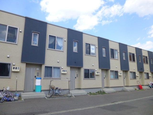 新着賃貸15:北海道札幌市白石区川北四条1丁目の新着賃貸物件