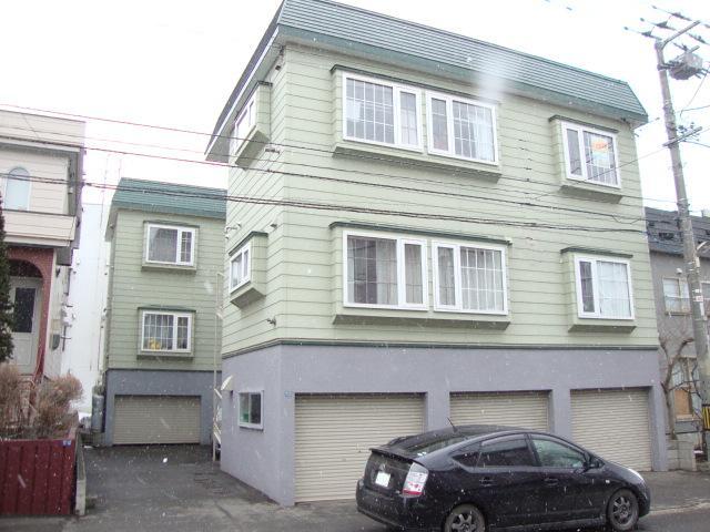 新着賃貸2:北海道札幌市白石区南郷通11丁目南の新着賃貸物件