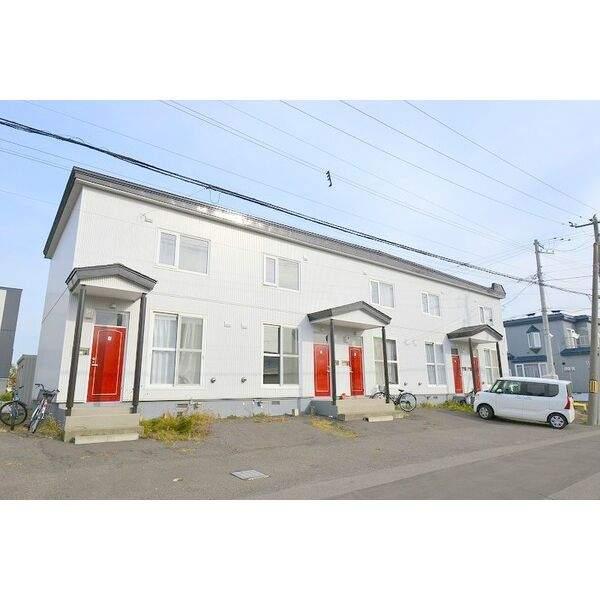 新着賃貸11:北海道札幌市白石区川北の新着賃貸物件