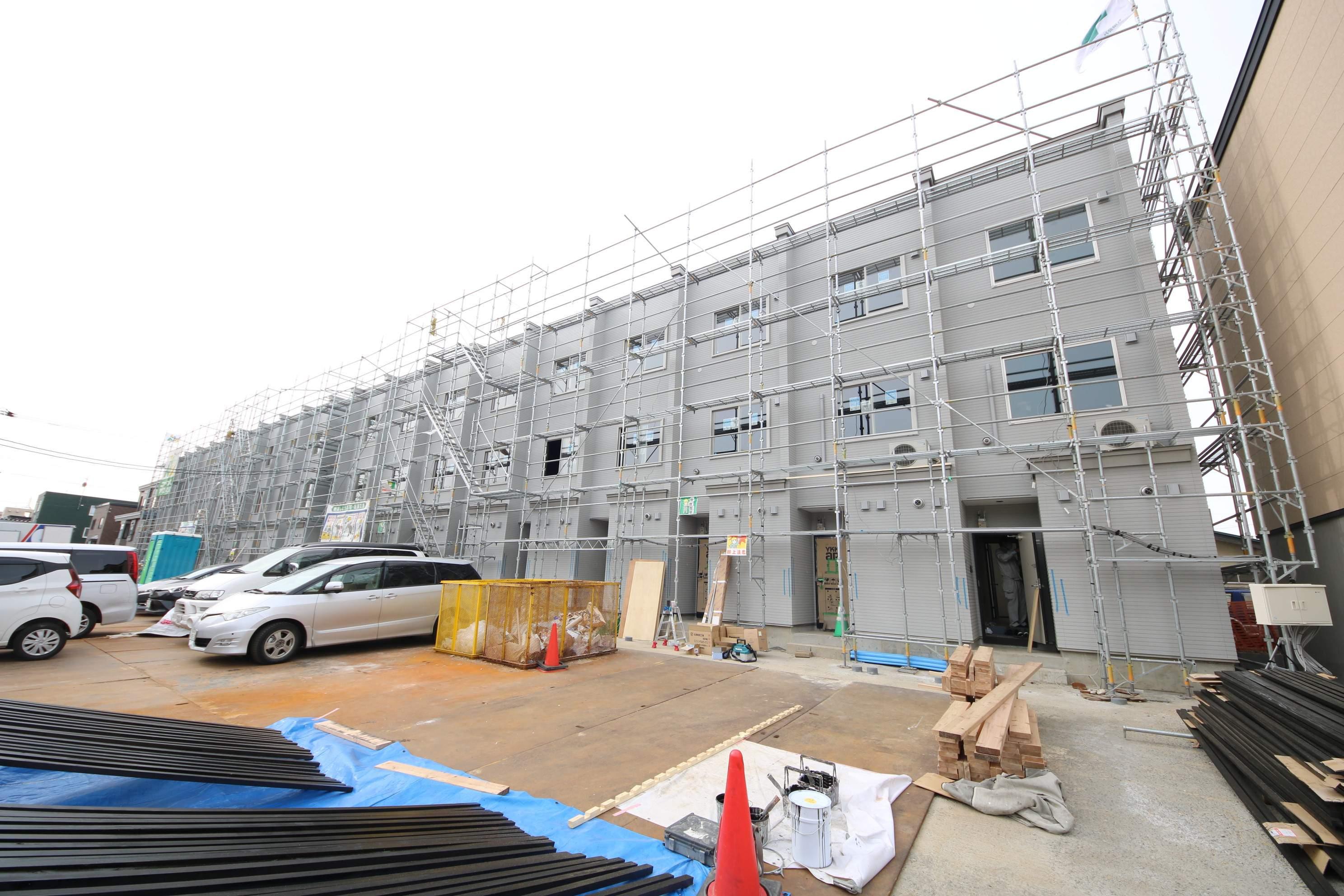 新着賃貸18:北海道札幌市白石区菊水元町七条3丁目の新着賃貸物件
