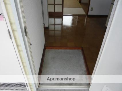ビューパレー三戸[1K/23.18m2]の玄関