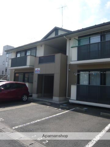 青森県八戸市の築18年 2階建の賃貸アパート