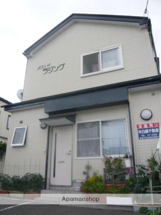青森県八戸市の築17年 2階建の賃貸アパート