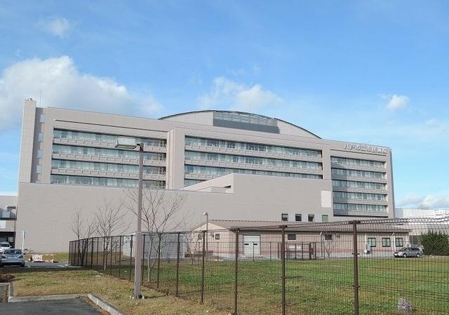 八戸市立市民病院 1500m
