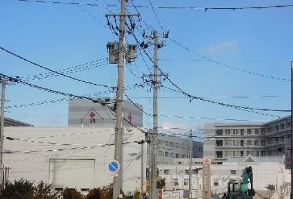 ベルソレイユ弐番館[2LDK/54.15m2]の周辺3