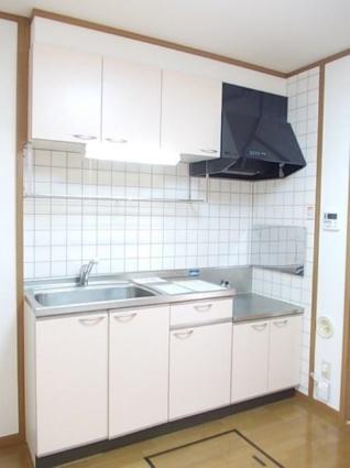 メゾン セレーノ A[2DK/42.77m2]のキッチン