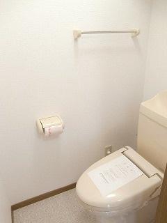 メゾン セレーノ A[2DK/42.77m2]のトイレ
