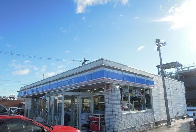 ローソン八戸西郵便局前店 400m