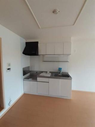 プロムナードさくら3番館[2LDK/57.07m2]のキッチン