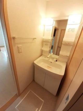 プロムナードさくら3番館[2LDK/57.07m2]の洗面所