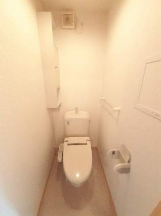 プロムナードさくら3番館[2LDK/57.07m2]のトイレ
