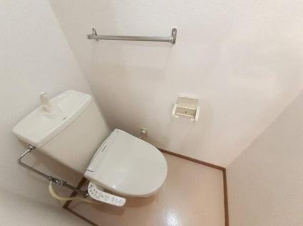 ジャルディーノC[2DK/45.35m2]のトイレ